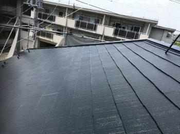 東京都板橋区東新町屋根塗装工事の記事画像