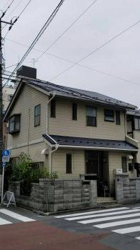 東京都練馬区南大泉屋根塗装工事の記事画像