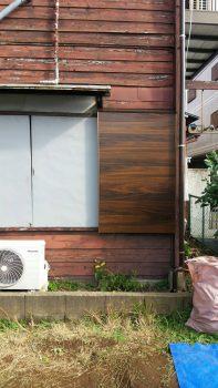 東京都板橋区赤塚リフォーム戸袋工事の記事画像