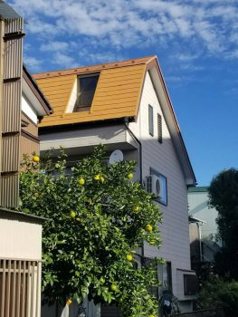 東京都練馬区旭町屋根塗装工事の記事画像