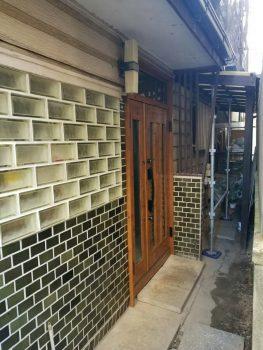 東京都板橋区徳丸玄関ドア交換工事の記事画像