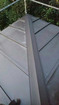 東京都練馬区谷原屋根葺き替え工事の記事画像