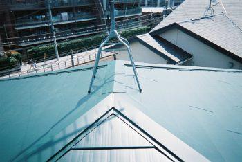 東京都練馬区光が丘 既存コロニアル 屋根葺き替えの記事画像