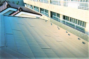 東京都練馬区谷原 既存コロニアル 屋根葺き替えの記事画像
