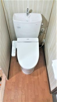 東京都練馬区大泉学園町 トイレ改修工事の記事画像