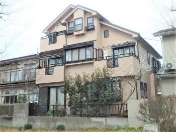 東京都練馬区大泉学園町 サイディング 外壁塗装 屋根葺き替えの記事画像