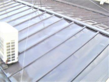東京都練馬区大泉学園町 既存トタン屋根 屋根塗装の記事画像