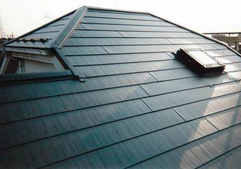 東京都板橋区常盤台 既存 コロニアル屋根 屋根葺き替えの記事画像