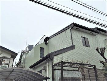 東京都板橋区成増 既存外壁 外壁塗装の記事画像