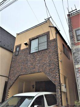 東京都板橋区赤塚 外壁塗装の記事画像