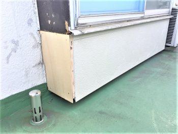 東京都練馬区氷川台 窓下収納スペース増設の記事画像