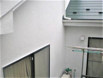 東京都練馬区旭町 外壁塗装工事 鉄部塗装工事の記事画像