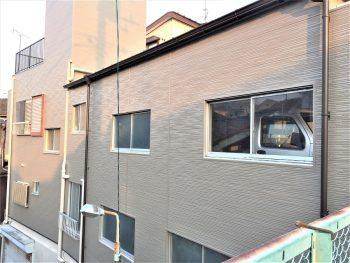 東京都板橋区赤塚 サイディング貼工事の記事画像