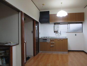 東京都練馬区谷原 キッチン改修工事の記事画像