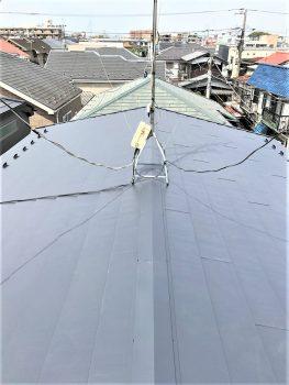 東京都練馬区大泉学園町 屋根葺き替え工事の記事画像
