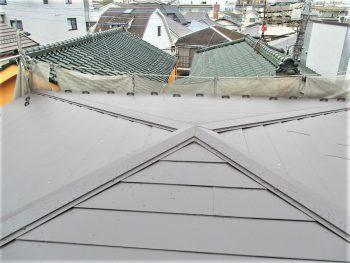東京都練馬区田柄 屋根葺き替え工事の記事画像