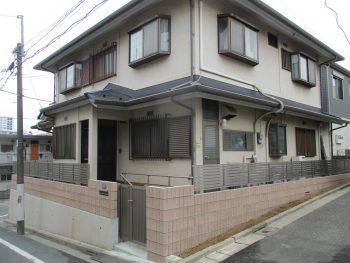 東京都練馬区三原台 外構工事の記事画像