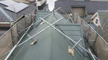 東京都練馬区早宮 屋根葺き替え工事の記事画像