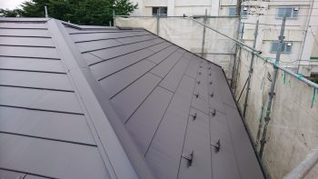 東京都豊島区高田 屋根葺き替え工事の記事画像