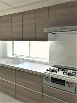 東京都練馬区錦 リフォーム キッチン改修工事の記事画像