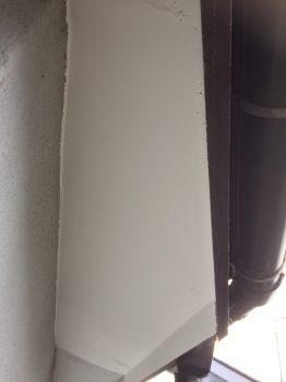 東京都練馬区田柄 軒天張替え工事の記事画像