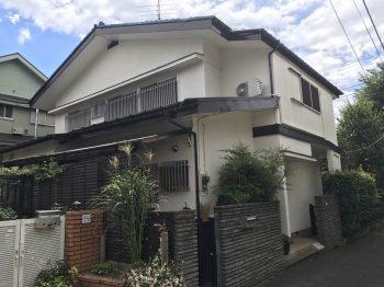 埼玉県新座市野火止 外壁塗装工事の記事画像