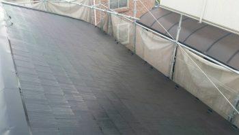 東京都北区赤羽 屋根塗装工事の記事画像