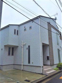 東京都練馬区北町 外壁塗装工事の記事画像