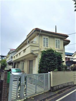 東京都豊島区千川 外壁塗装工事の記事画像