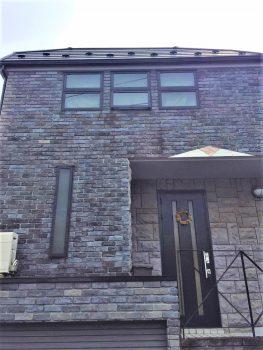 埼玉県新座市石神 外壁塗装工事の記事画像