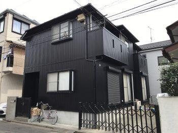東京都練馬区谷原  サイディング張り工事の記事画像