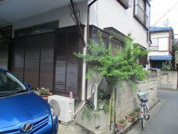 東京都北区滝野川 鉄部・木部塗装工事の記事画像