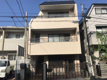 東京都北区赤羽 サイディング張り工事の記事画像
