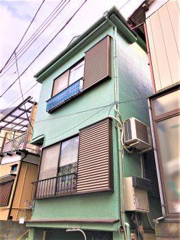 東京都練馬区平和台 外壁塗装工事の記事画像