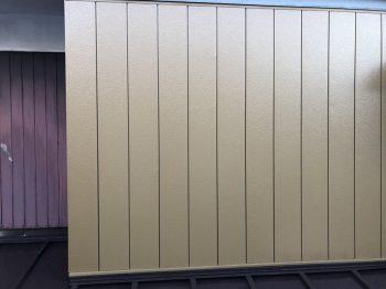 東京都練馬区高野台 部分サイディングリフォーム工事の記事画像