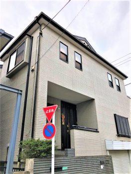 東京都豊島区北大塚 リフォーム 外壁、屋根塗装工事 ベランダ防水工事の記事画像
