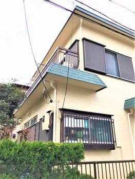 埼玉県和光市白子 リフォーム 外壁塗装工事の記事画像