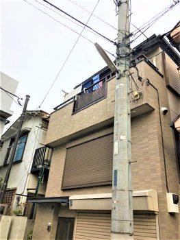 埼玉県新座市大和田 リフォーム 外壁塗装工事の記事画像