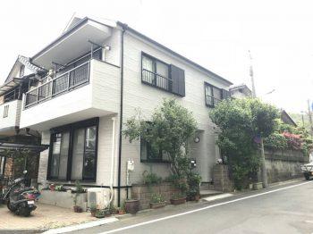 東京都豊島区長崎外壁塗装工事の記事画像