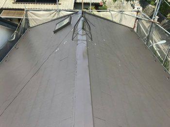 埼玉県和光市新倉屋根塗装工事の記事画像