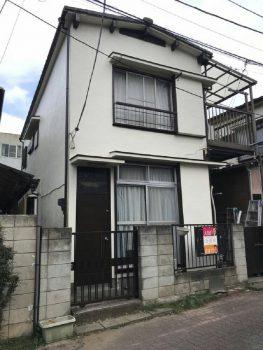 東京都練馬区谷原外壁塗装工事の記事画像