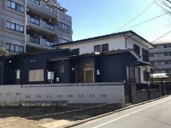 東京都練馬区田柄外壁塗装、屋根塗装工事の記事画像