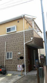 東京都練馬区春日町外壁塗装工事の記事画像