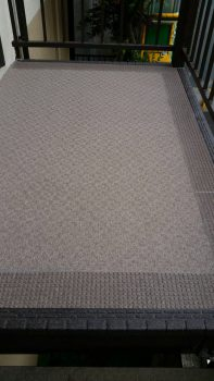 東京都板橋区大山階段踊り場長尺シート張り替え工事の記事画像