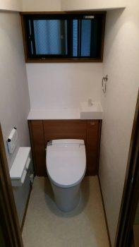 東京都練馬区谷原トイレ交換工事の記事画像