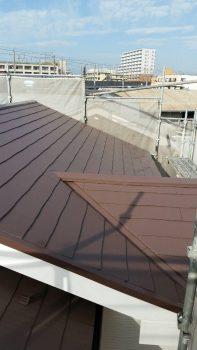 東京都練馬区北町屋根塗装工事の記事画像