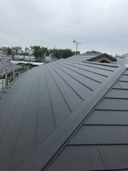 東京都練馬区大泉学園町屋根葺き替え工事の記事画像