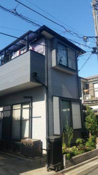 東京都板橋区成増外壁塗装工事の記事画像