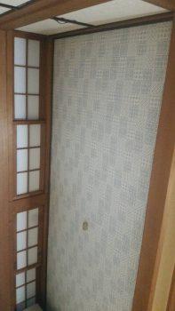 東京都板橋区成増天井張り替え工事の記事画像