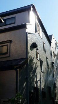 東京都練馬区石神井町外壁塗装工事の記事画像